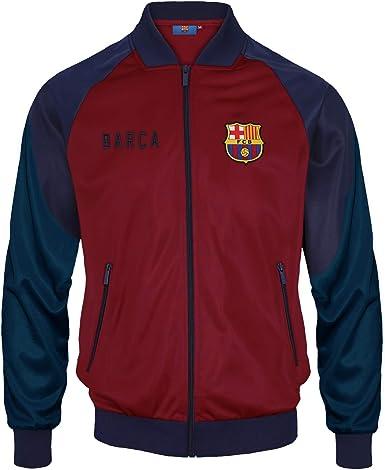 FC Barcelona - Chaqueta de entrenamiento oficial - Para hombre ...