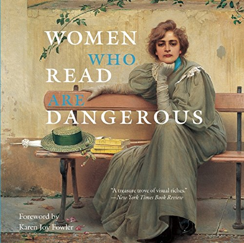 Women Who Read Are Dangerous cover