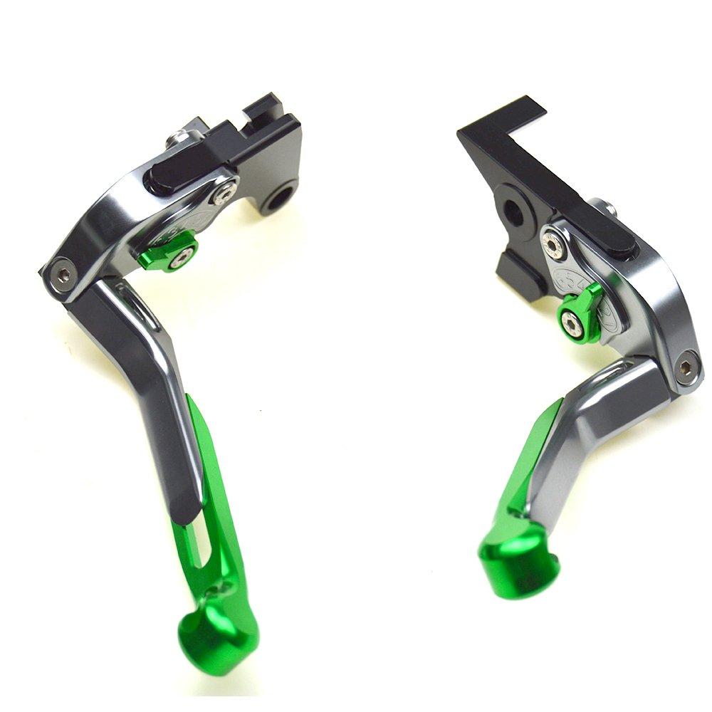 Accessoires De Moto CNC Pliables Leviers De Frein Et DEmbrayage Pour Yamaha MT-07 fz-07 2014-2018 Extensibles