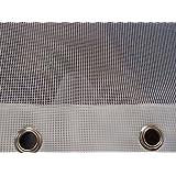 Tende Microforate Per Esterni.Telo Da Esterno In Pvc Microforato H 2 50 Amazon It Casa E Cucina