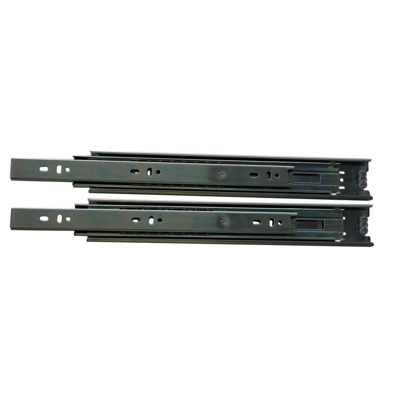 SECOTEC Kugelfü hrung 350 mm | Schubladen-Auszug | Vollauszug | 1 Paar 105080062