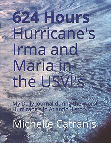 624 Hours  My Daily Journal During The Worst Hurricanes In Atlantic History   Hurricane Irma And Maria