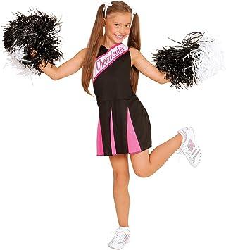 Vestido Animadora - 111 - 116 cm, 4 - 5 años | Disfraz Infantil ...