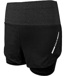 Adidas 2in1 Short Damen Laufhose Fitness Sport Hose