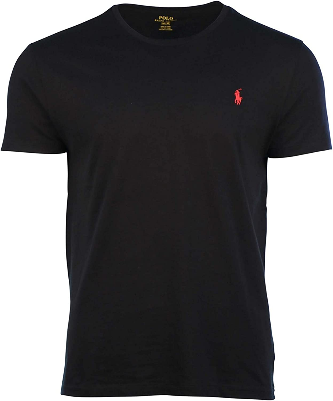 Polo Ralph Lauren Men's Classic Fit Short Sleeve Logo T-Shirt