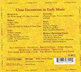 Close Encounters in Early Music: Le Temps des Legendes: Medieval and Renaissance Music from Byzantium, Spain, Italy, France, Flanders, Russia