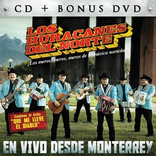 (Los Huracanes del Norte (CD+DVD En Vivo desde Monterrey Disa-654100))