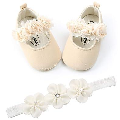 Zapatos de Princesa Mary Jane para niñas con Suela Suave ...