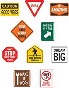Under Construction Positive Sayings Accents