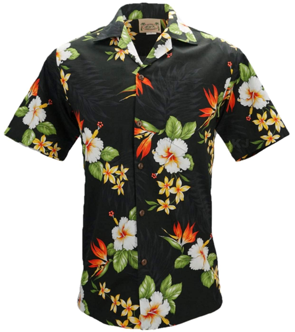 3f14f226 Lightweight, High Quality Fabric and Relaxed Fit will keep you cool and  comfortable. Perfect for beach and tropical vacations, cruises, luau ...