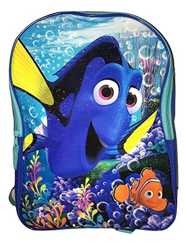[Finding Dory Underwater Shimmer Backpack - USA SELLER - FAST Shipping -] (Iron Man Halloween Costume Homemade)