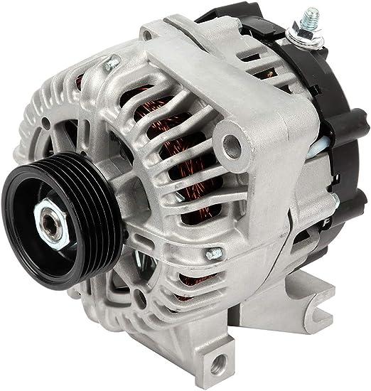2004-2009 CHEVY MALIBU V6/_3.5L ALTERNATOR 11069  REPLACES TG11S053 115AMP