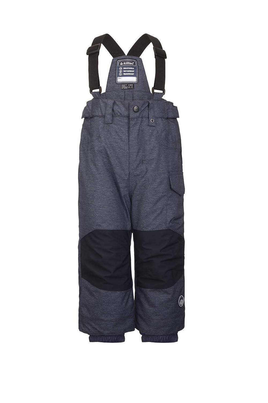 Funzione Grow Up Unisex Bambini Pantaloni da Sci con Cinturino E Protezione Neve Killtec Panny Mini
