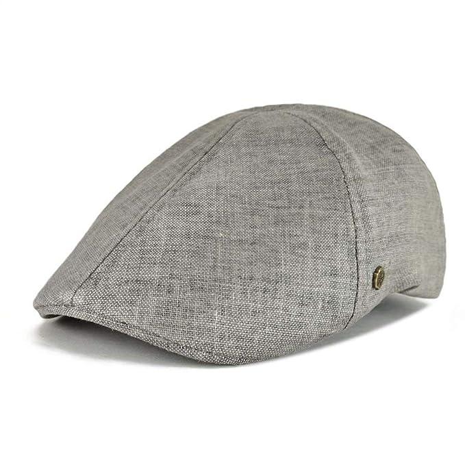 KDFLGE cappello Cappello da Donna con Cappellino da Donna Lady Elegante  retrò Moda Casual Baker Boy Hat 45f4589c8cb9