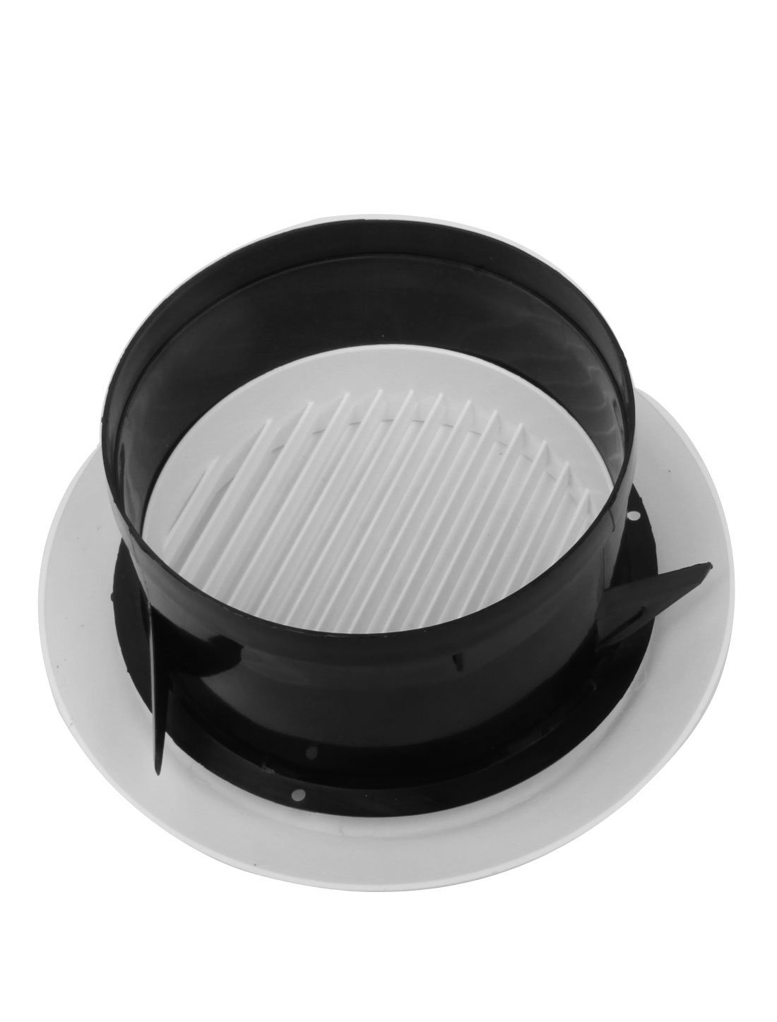 DealMux Extractor Fan 150mm Mount Dia ABS Ventilation Grill Ceiling Air Vent