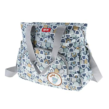 1af8a2ee Fityle Baby Diaper Bags Mother Shoulder Bag Fashion Maternity Mummy Handbag  Waterproof - Blue, as