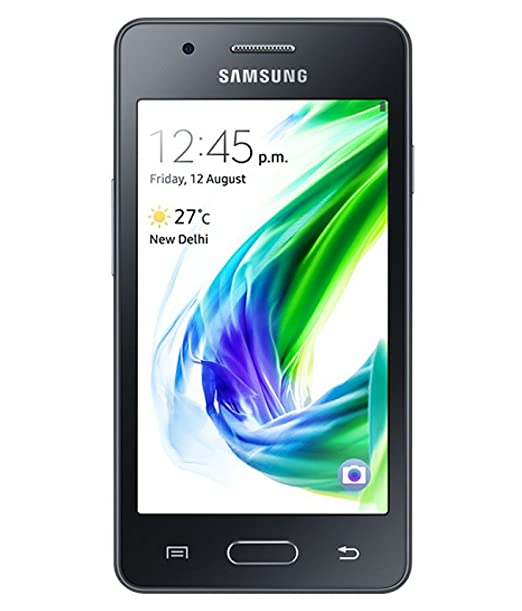Samsung Z2 Black 8gb With Tizen Os Amazon In Electronics