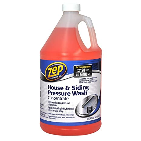 Amazon ZEP 128 oz House and Siding Pressure Wash Concentrate