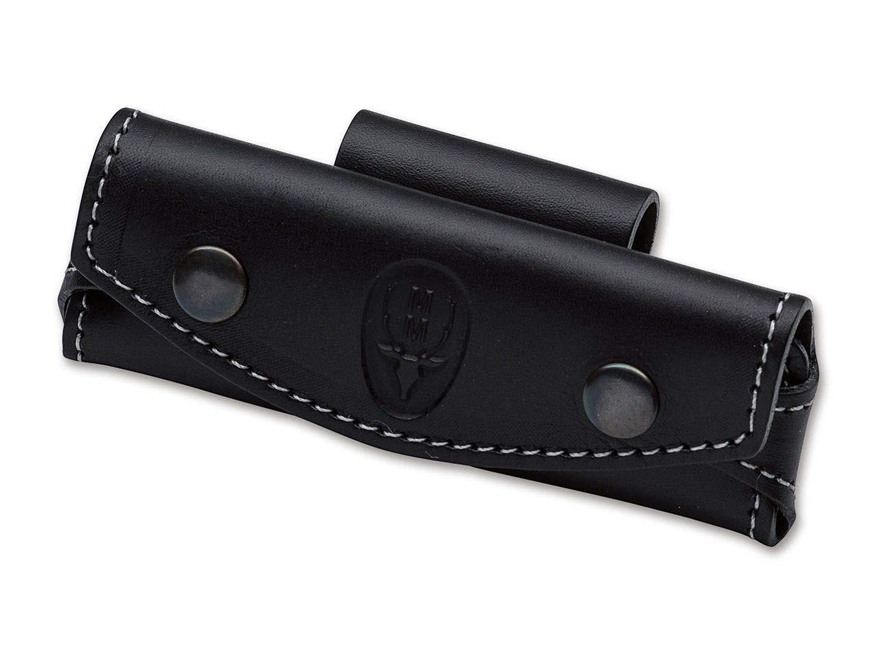 Custodia in Pelle per coltellino Tascabile Taglia Unica Colore: Nero Muela