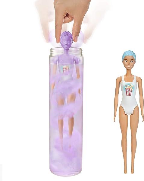 Barbie Color Reveal Foodie Series Dolls