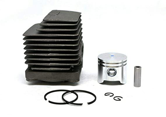 HS PARTS Pistón y cilindro para desbrozadora Stihl FS75 FS80 FS85 ...
