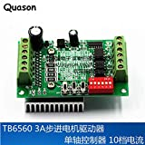 3A TB6560 stepper motor driver stepper motor driver board single axis controller 10 current