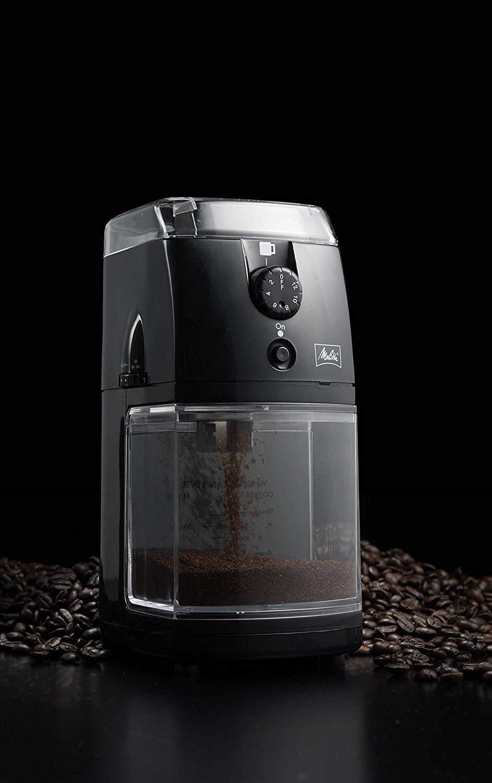 メリタ 電動コーヒーミル パーフェクトタッチⅡ