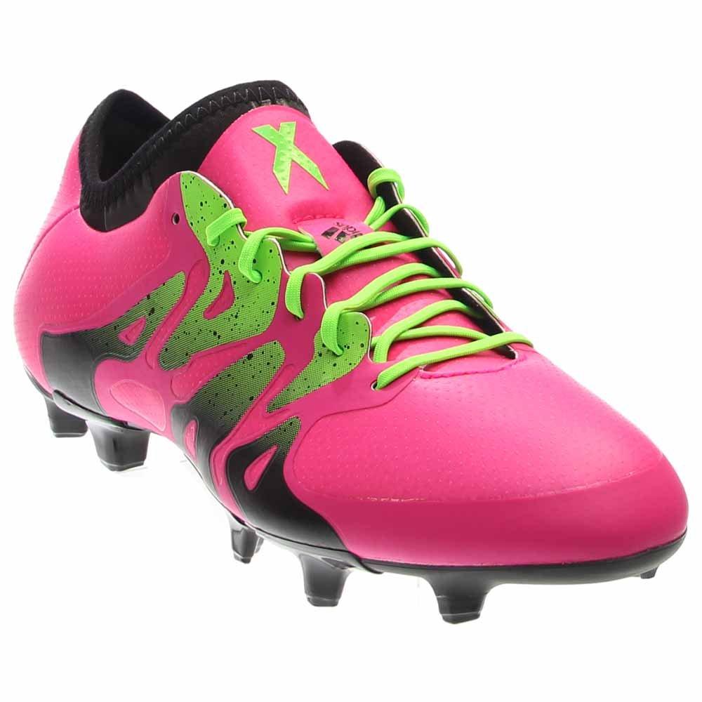 Rose adidas X 15.1 FG AG Soccer Crampons 44 2 3 EU