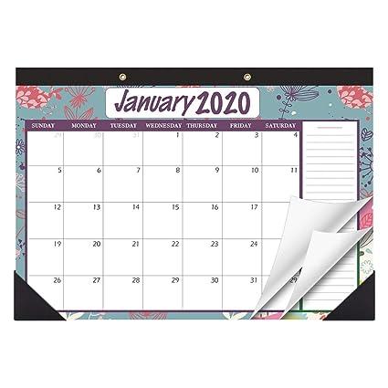 STOBOK - Calendario mensual de escritorio 2020-2021 años ...