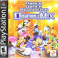 Dance Dance Revolution: Disney Mix