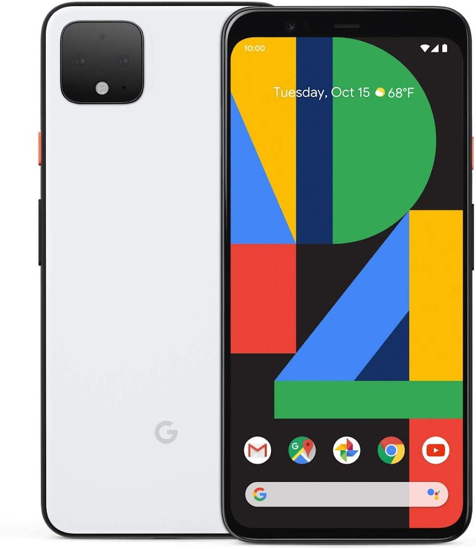 Google Pixel 4 mit Stock Android