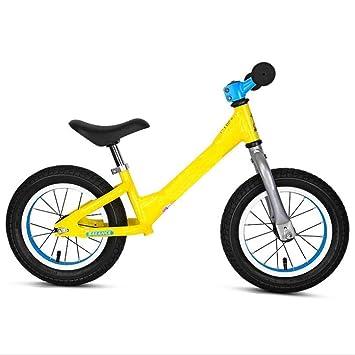 Amazon.com: HOQTUM - Bicicleta de equilibrio para niños de 2 ...