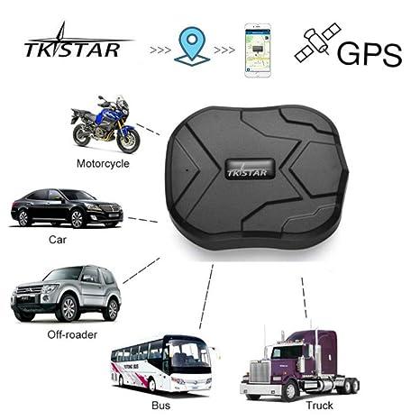 Amazon.com: Car GPS Tracker Worldwide ,Vehicle Realitme ...