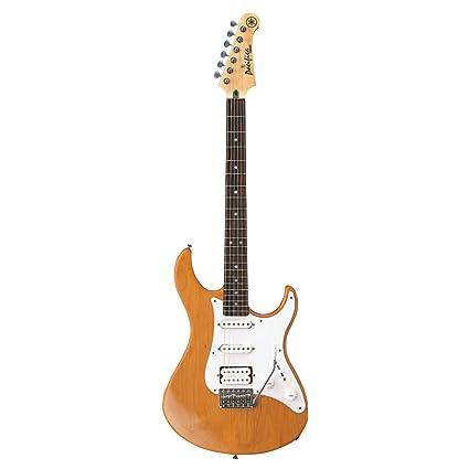 Yamaha Pacifica serie pac112j – Guitarra eléctrica, color negro ...