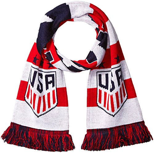 - Ruffneck Scarves Official US Soccer Scarf - USWNT 3 Stars