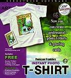 Professor Franklin s Instant Photo T-shirt 1.0