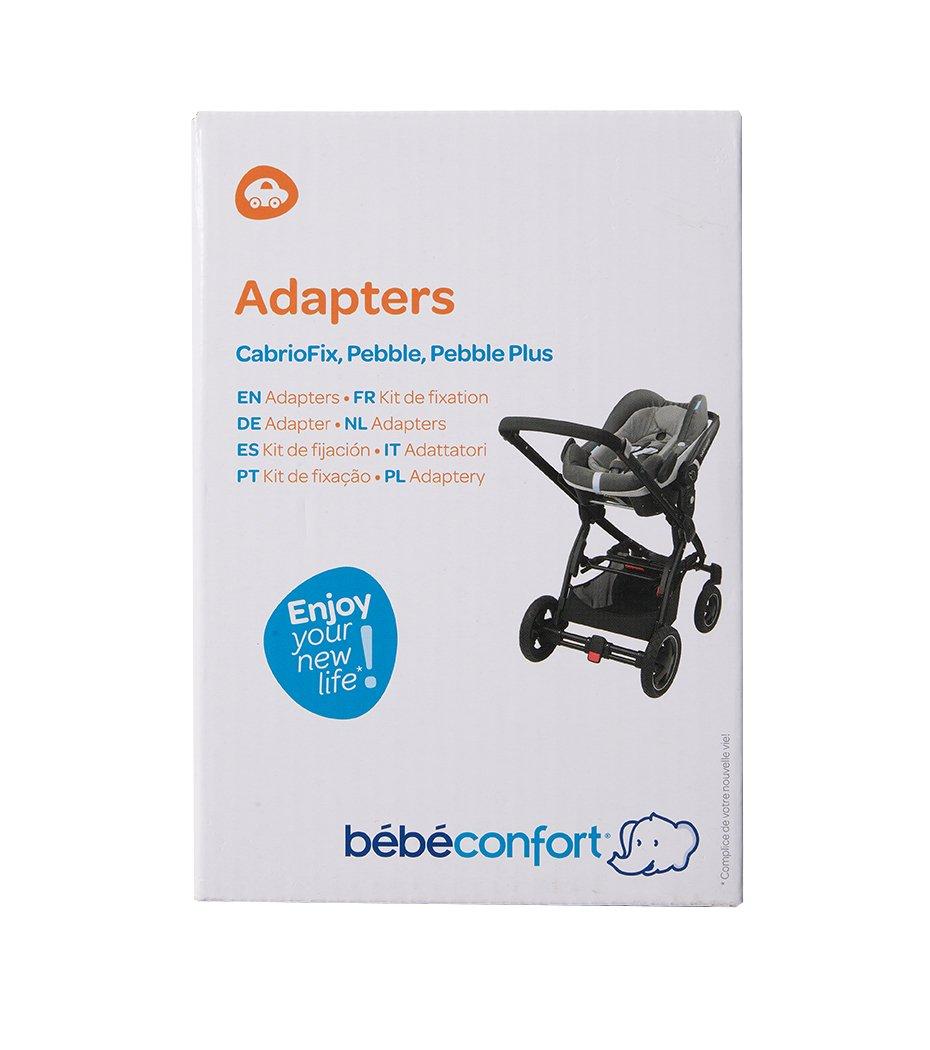 Bébé Confort 2493 9600 - Adaptadores para MaxiCosi Pebble y MaxiCosi CabrioFix a chasis Bébé Confort