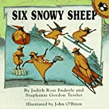 img - for Six Snowy Sheep (Picture Puffins) book / textbook / text book