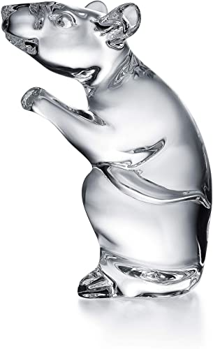 Baccarat Crystal Zodiaque Clear Mouse 2020 Figurine 2813060