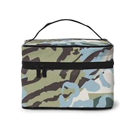 Organizador de bolsa de aseo portátil de viaje, Vector ...
