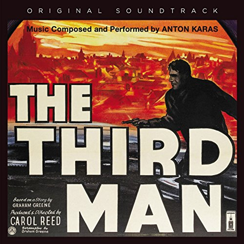 The Third Man Theme by Anton Karas