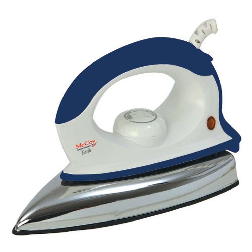 McCoy Earth 1000W Dry Iron Image