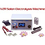 V2R Deluxe Professional Electrolysis Machine for Permanent Hair Removal