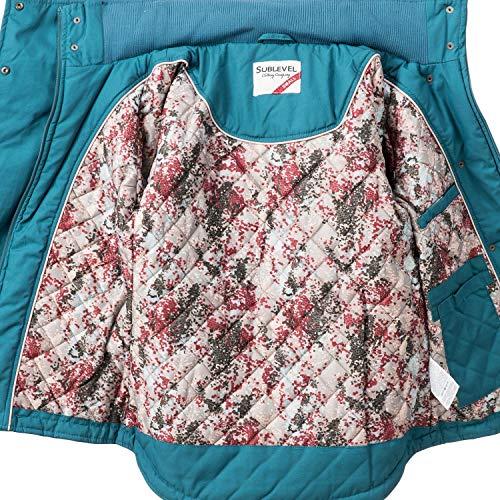 De Sublevel 46550d Xs Transition Petrol 9 Veste xl Pour Couleurs Femme Sportive qCwCxAEOna