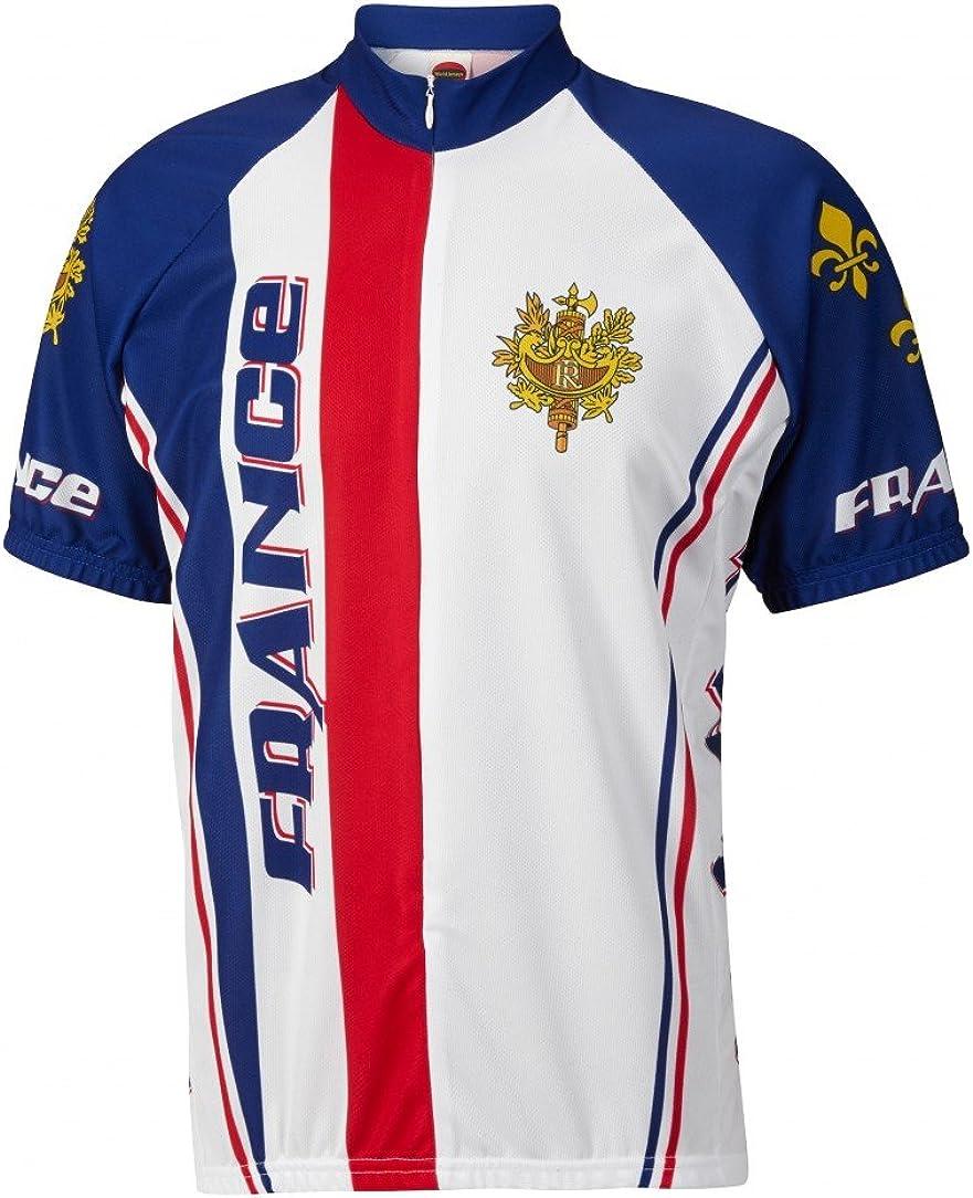 World Jerseys Mens Cycling Jersey