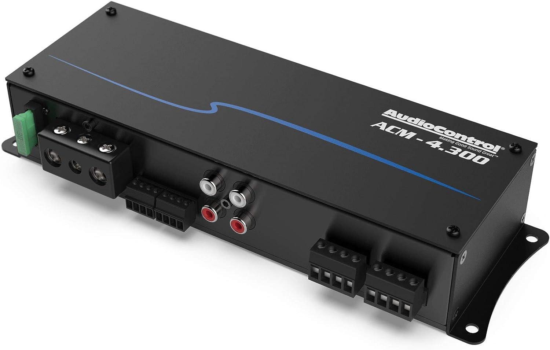 AudioControl ACM-4.300 50W x 4 Compact Amplifier