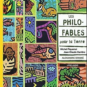 Les philos-fables pour la terre | Livre audio