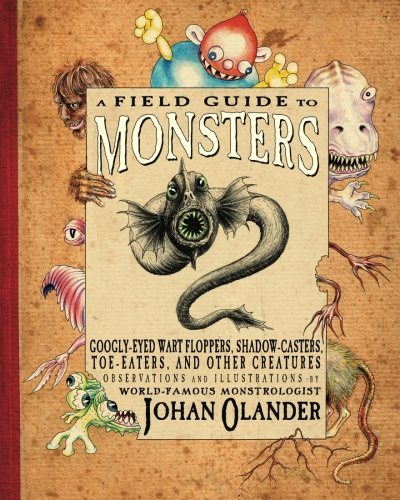 Halloween Reading Activities Grade 3 - A Field Guide to Monsters: Googly-Eyed