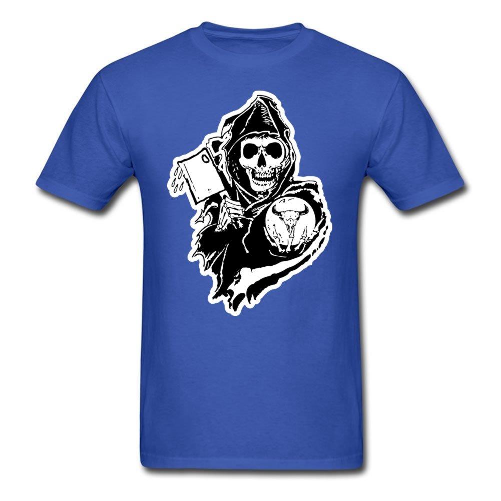 CID Herren T-Shirt SONS OF ANARCHY - MAIN LOGO PE10937TSBP