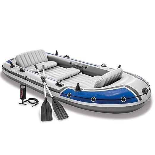 Juego de Bote Inflable Challenger Bote Salvavidas Barco de Pesca ...